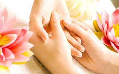 درمان بیماری ها با ماساژ دست