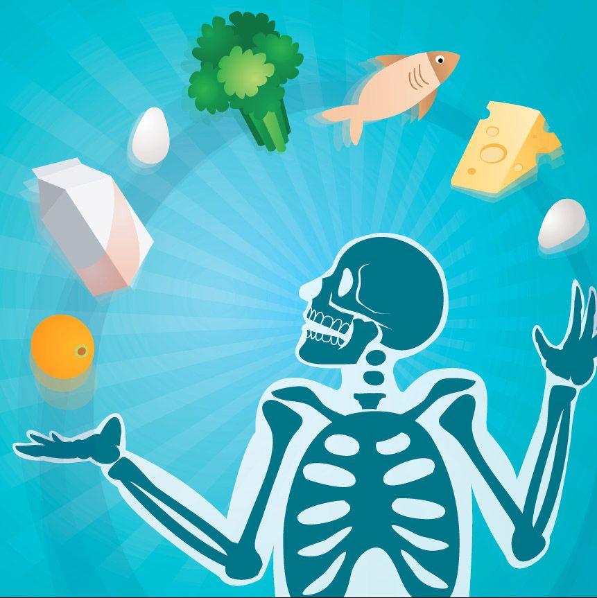 همه آنچه درباره پوکی استخوان باید بدانید