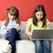 تاثیر تکنولوژی بر کودکان