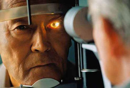 تباهی لکه زرد شایع ترین علت نابینایی سالمندان
