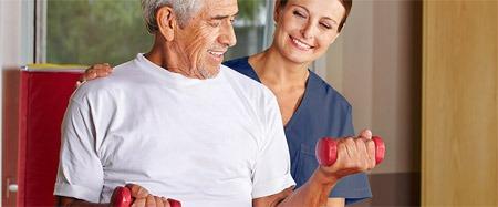 فیزیوتراپی در منزل برای درمان درد مفصل کمر،گردن و پا