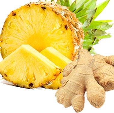 برای کاهش سلولیت نوشیدنی آناناس و زنجبیل مصرف کنید