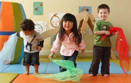 بازی های کودکان سه تا شش سالگی