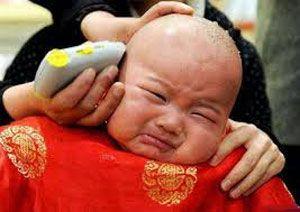 آیا تراشیدن سر نوزاد مفید است؟