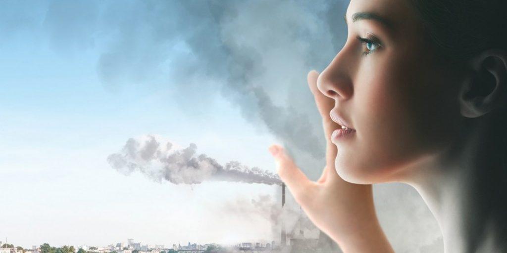 آثار نامطلوب آلودگی هوا بر پوست