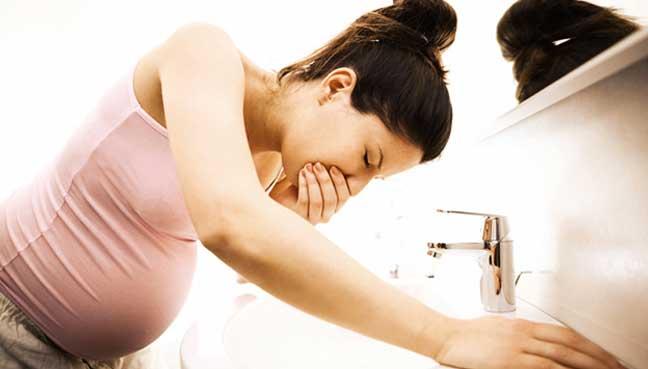 ناخوشی صبحگاهی زنان باردار خطر سقط جنین را کاهش می دهد