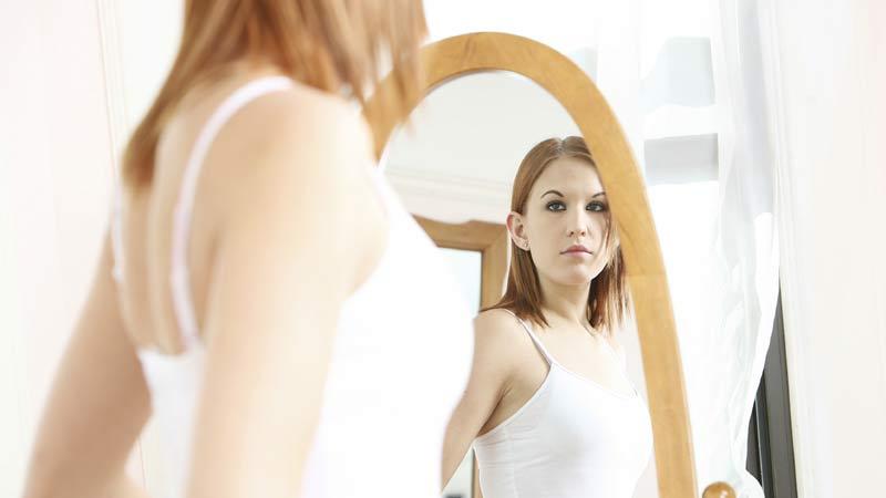 بیماری خود را در مقابل آینه شناسایی کنید!