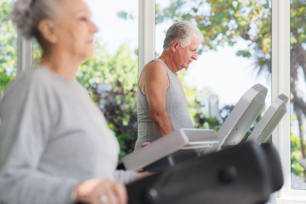ورزش به بهبود ناتوانی جسمی سالمندان سرعت می بخشد