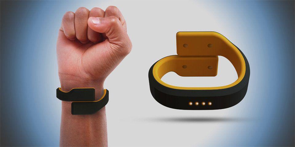 طراحی دستبند ویژه برای بیماران در معرض گم شدن