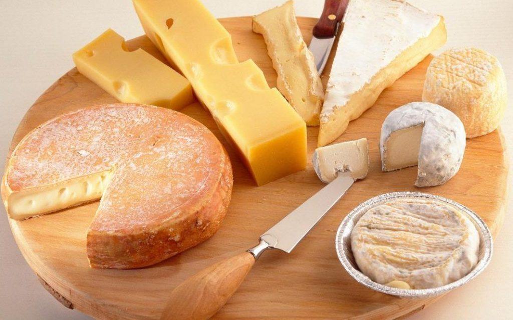پنیر طول عمر را افزایش می دهد