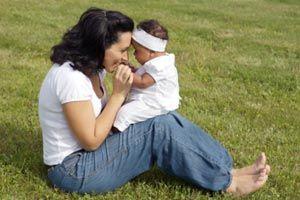 کلید سلامت قلب کودک در دستان مادر