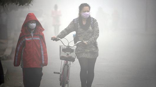 آلودگی هوا کلسترول «خوب» را کاهش می دهد