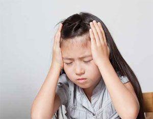 شیوع سردردهای میگرنی در کودکان