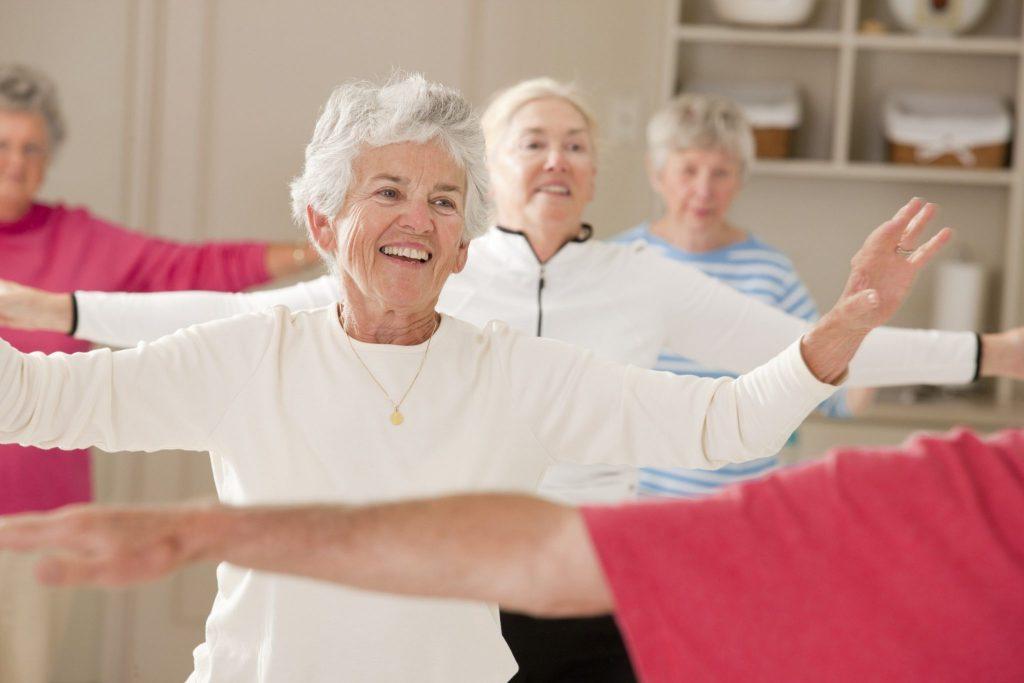 فواید فعالیت ورزشی برای بیماران پارکینسون