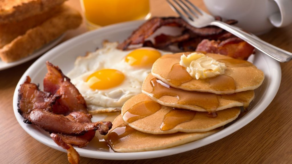 آقایان با خوردن این صبحانه هرکول میشوند