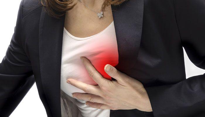آغاز گُرگرفتگی های زودهنگام نشانه ریسک بالای خطر قلبی