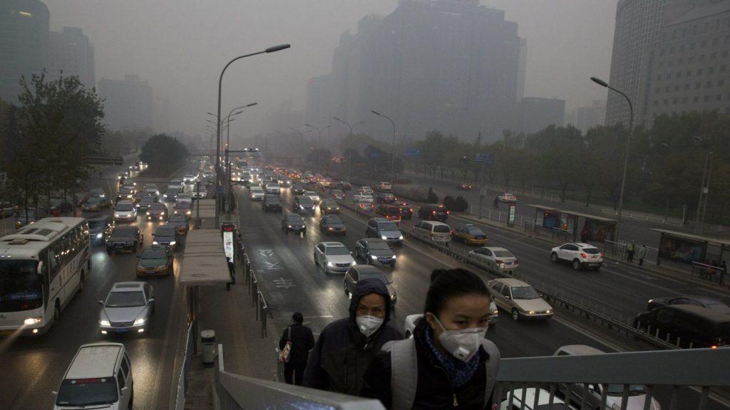 آلودگی هوا پوکی استخوان میآورد