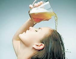 موهایتان را با ماءالشعیر بشویید