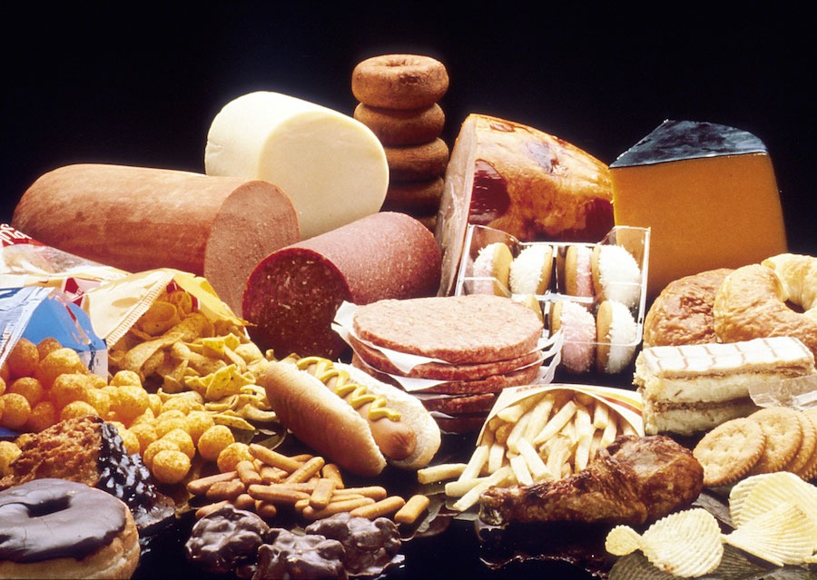 مصرف بالای اسیدهای چرب اشباع و افزایش ریسک بیماری های قلبی