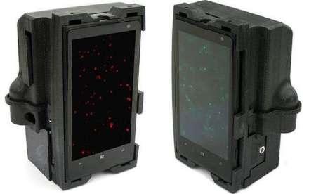 گوشی هوشمند با قابلیت آزمایش DNA