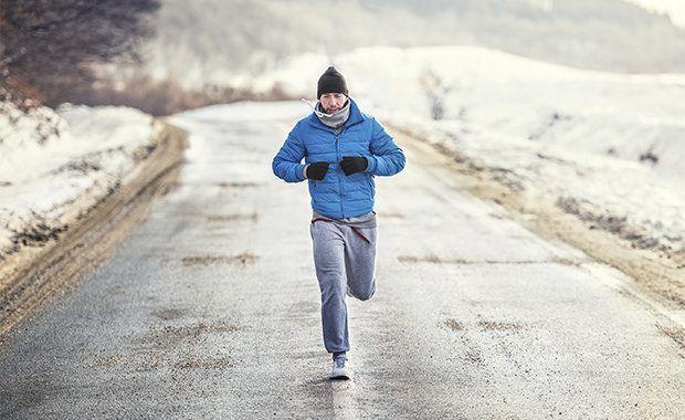 ۵ فایده ورزش در هوای سرد زمستان