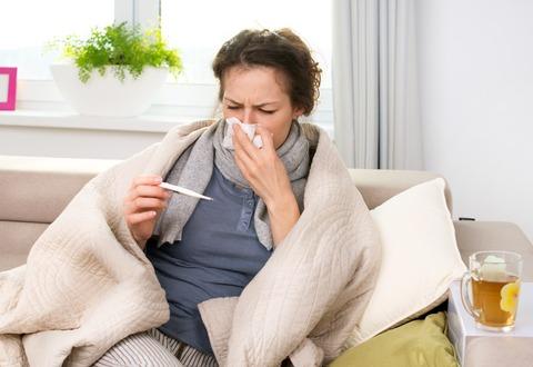 درمان آنفلوآنزا به کمک مخاط نوعی قورباغه