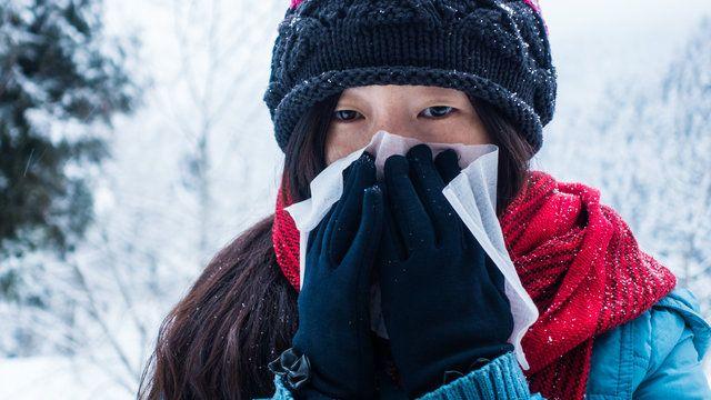 حقایقی در مورد سلامت بدن و مقابله با بیماری ها در زمستان