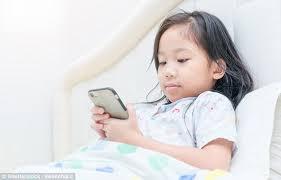تکنولوژی عامل بروز اختلالات خواب در کودکان