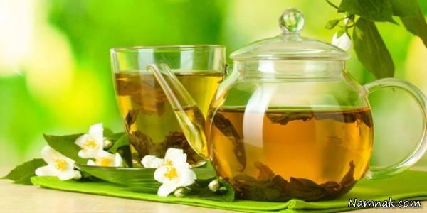 چای سبز برای پیشگیری از پوسیدگی دندان ها و بیماری لثه