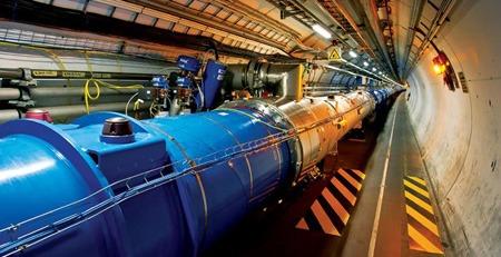 کشف سیستم جدیدی شامل پنج ذره بنیادی