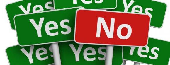 مهارت نه گفتن – کلیدِ گفتنِ «نه»  »
