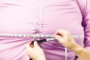 راه های مقابله با چاقی شکم