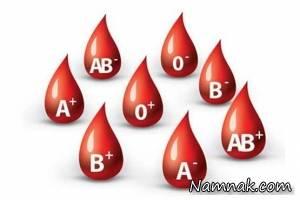 رابطه گروه خونی و شخصیت افراد