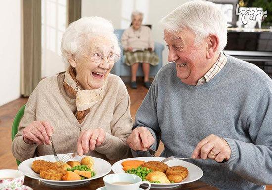 تغذیه سالم در سنین مختلف زندگی