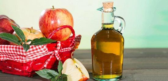 فواید سرکه سیب برای پوست و مو