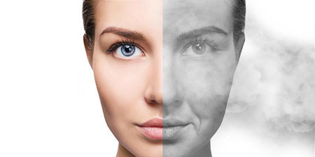 سلامت پوست و آلودگی هوا