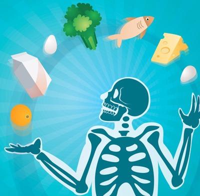 استخوان هایتان را از 9 گزینه غذایی دور نگه دارید