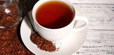 درمان آکنه با چای قرمز