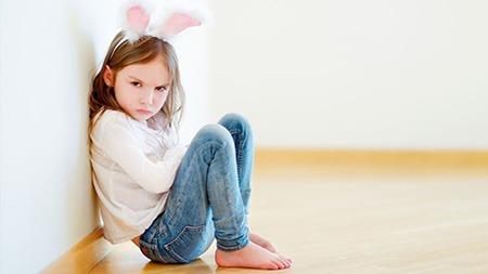 نحوه رفتار و گفتگو با فرزند در حالات مختلف روحی
