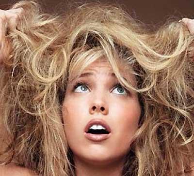 ترمیم موهای آسیب دیده با 5 گام خانگی!!