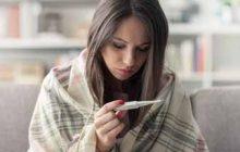 علت تب و لرز در دوران بارداری