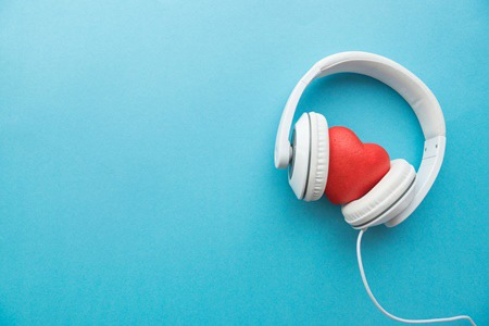 موسیقی می تواند قلب شما را آرام کند