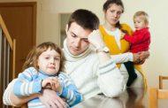 استرس والدین به فرزندان منتقل میشود