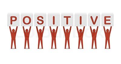 جملات مثبتی که زندگی تان را تغییر می دهد!!