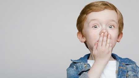 علل جالب دروغگویی کودکان