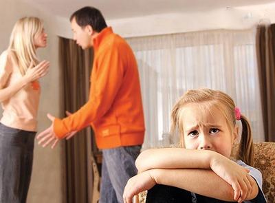 توصيه به زوجهايي كه به خاطر فرزندشان طلاق نميگيرند