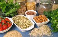 کاهش قند خون با مواد خوراکی