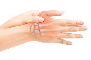 علایم بیماری ها در دست ها