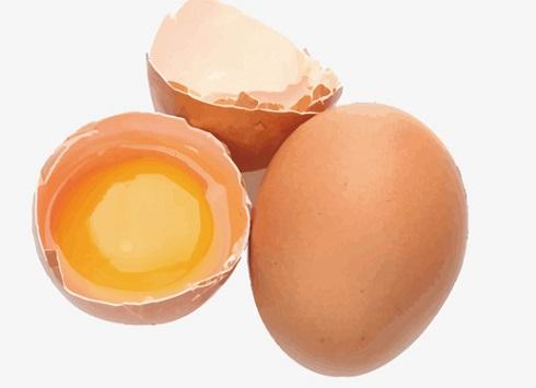 درمان کم خونی با تخم مرغ