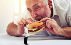 مضرات تند غذا خوردن بر بدن